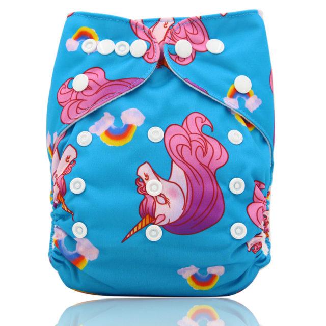Baby's Waterproof Diaper