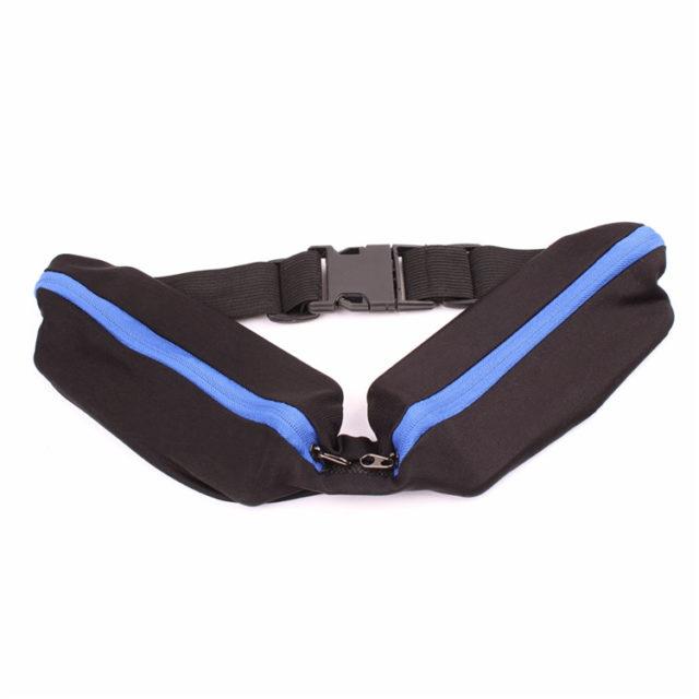 Compact Waist Pocket Belt