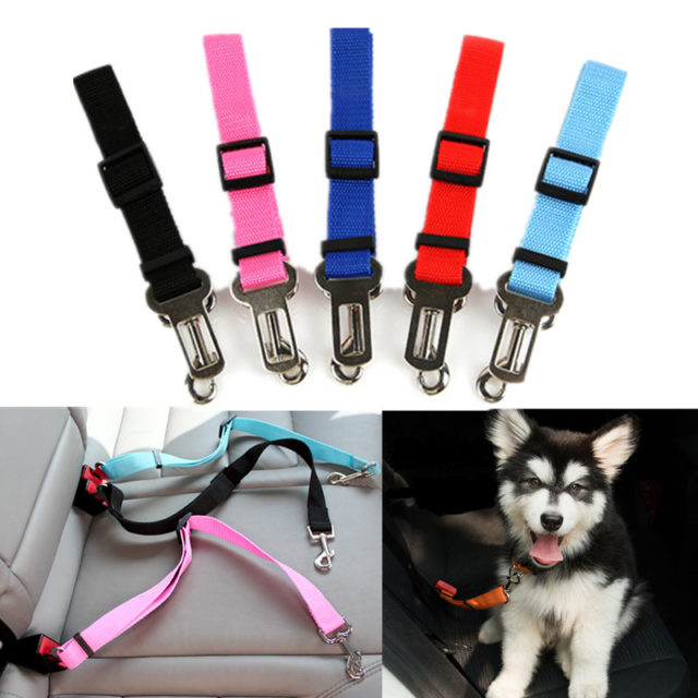 Seatbelt Harness for Dogs