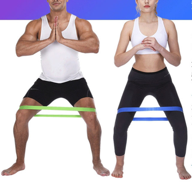Yoga Rubber Bands